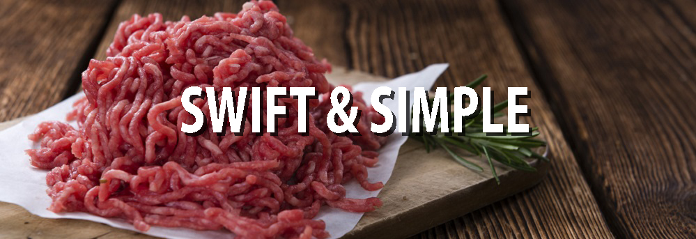 Derek Kelly Beef - Swift & Simple